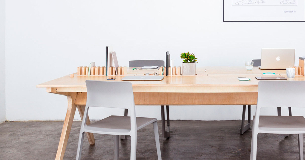 Opendesk furniture designed for inspiring workplaces