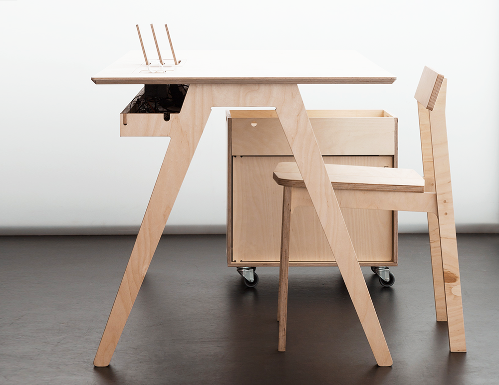 Opendesk a different approach to design furniture for Open design furniture
