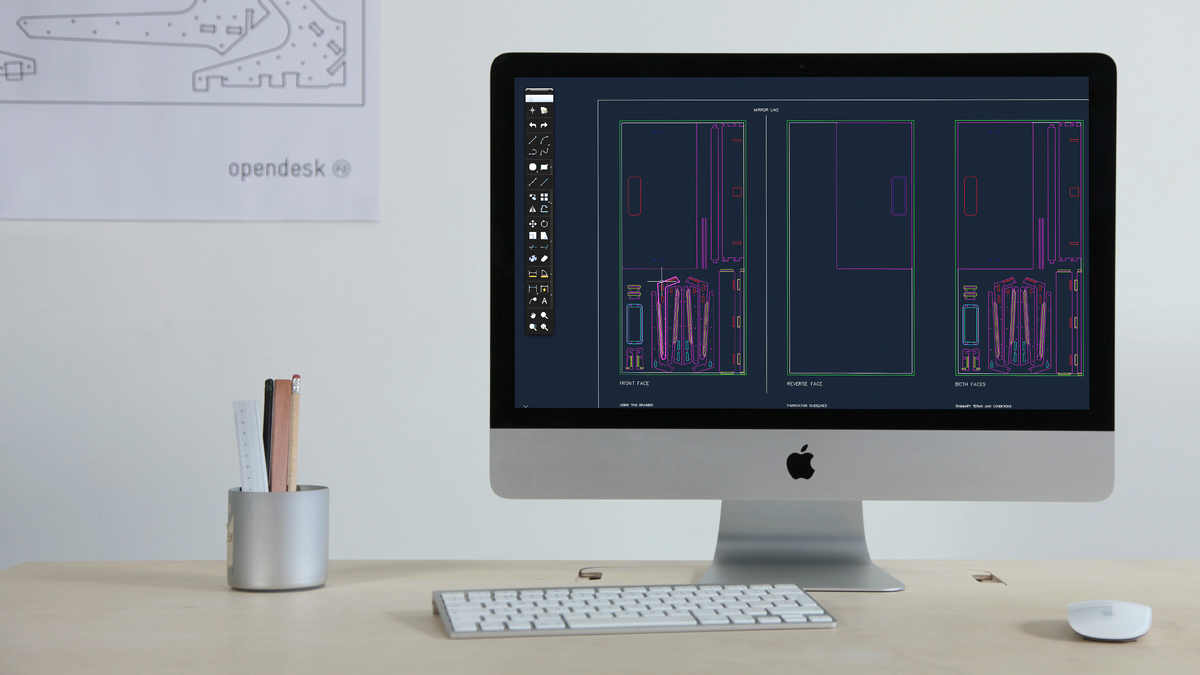 Opendesk | Download Lean Studio-desk