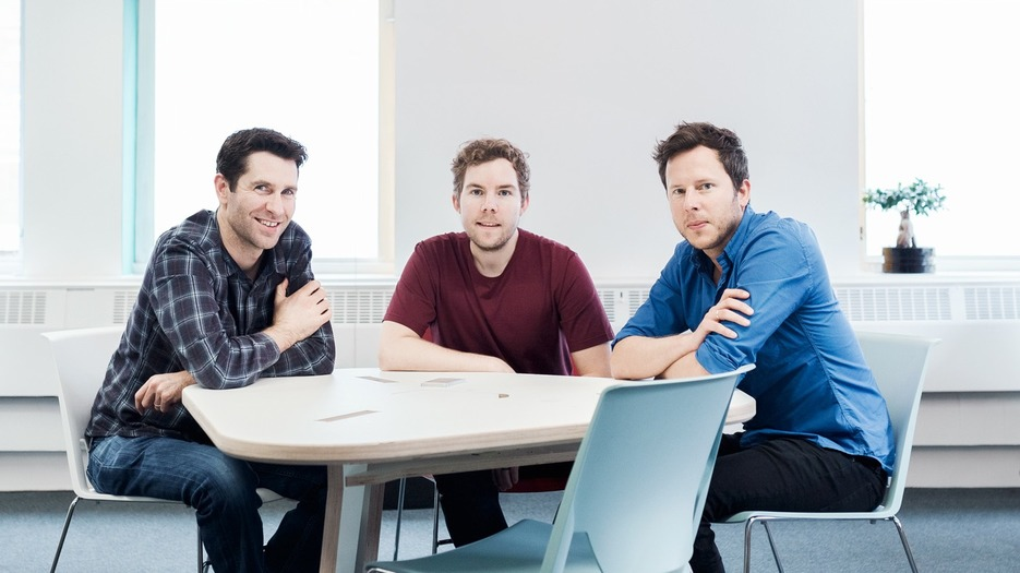 Top10 founders: Alex Buttle, Harry Jones & Tom Leathes