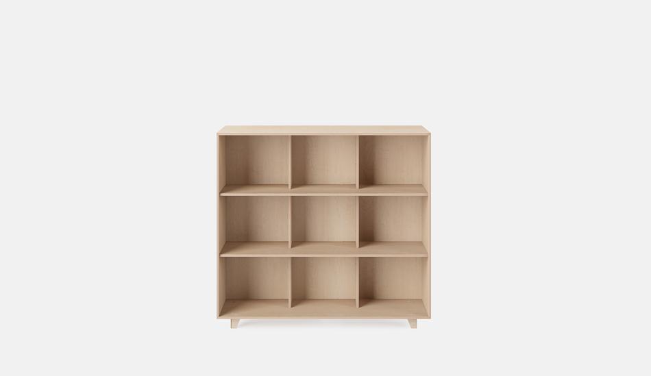 Opendesk Fin Bookshelf