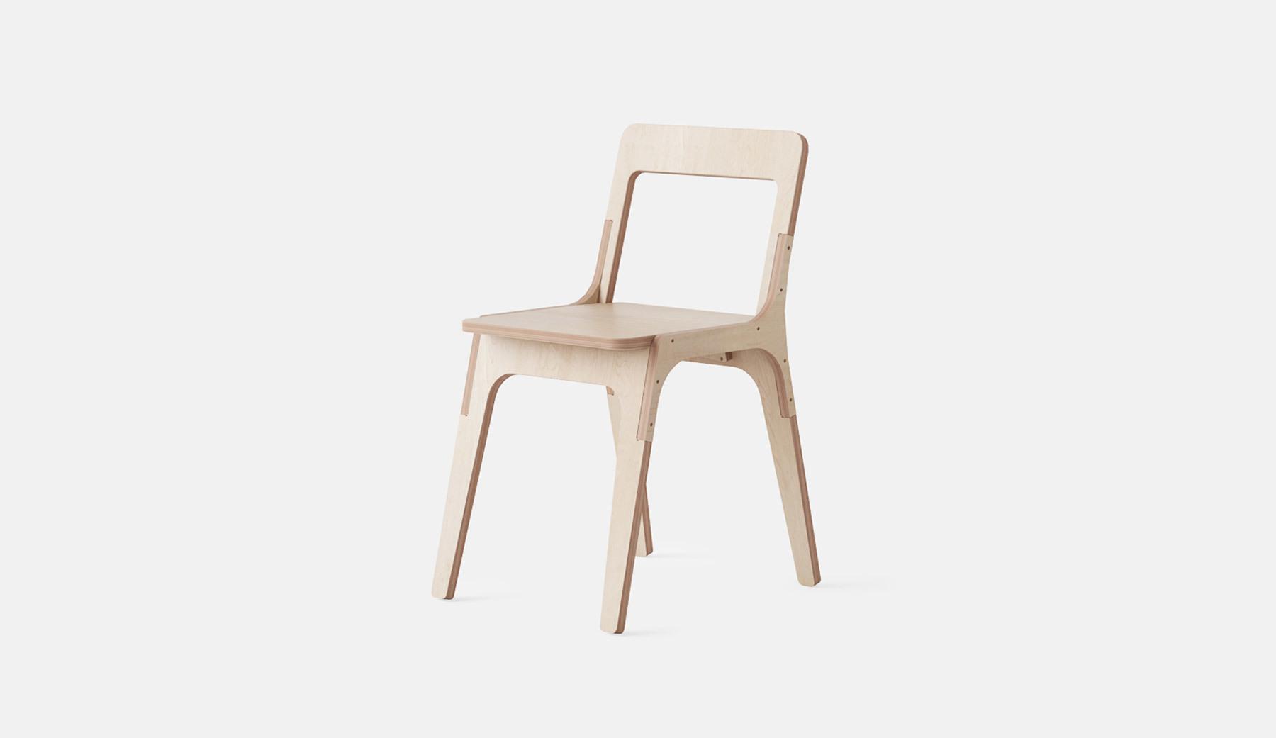 Opendesk Slim Chair