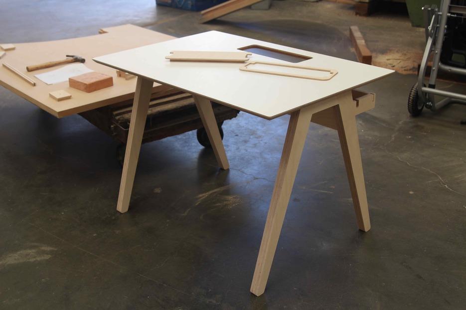 Test office olivia desk