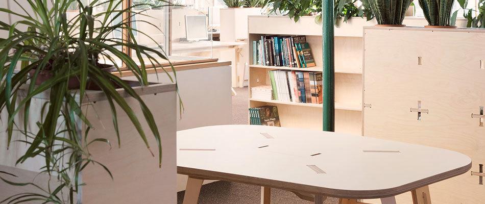 Greenpeace office detail