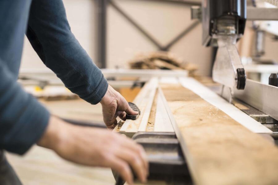 Woodworking at La Fabrique