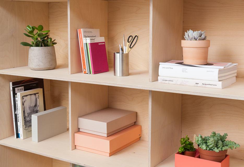 Opendesk Planter Bookshelf