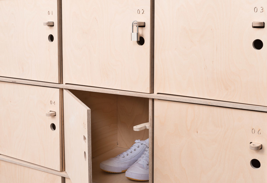 Opendesk Planter Lockers