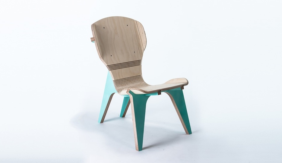 Kerf Chair