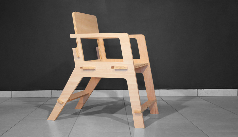 Kuka Chair