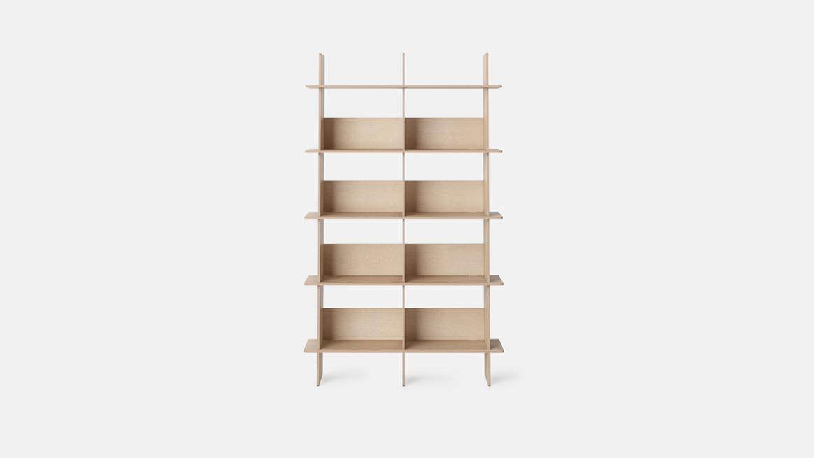 opendesk linnea bookshelf
