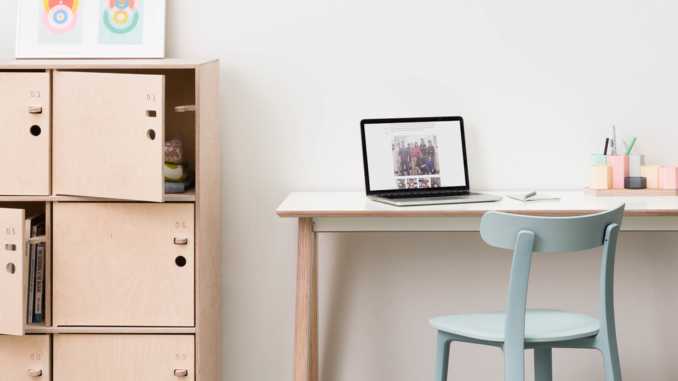 Fitted Study Furniture Home Office