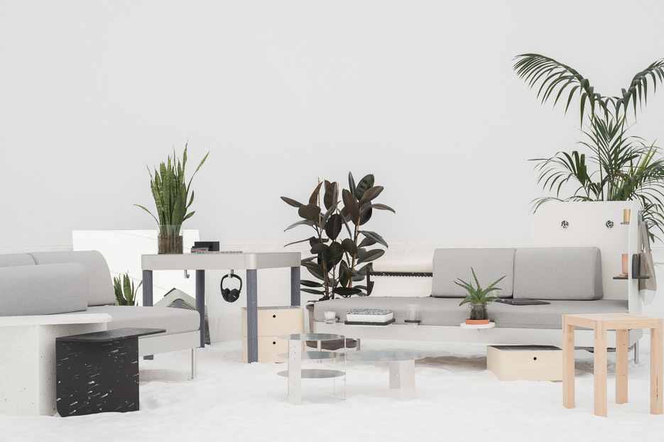 Opendesk X Space10 collaboration- all designs