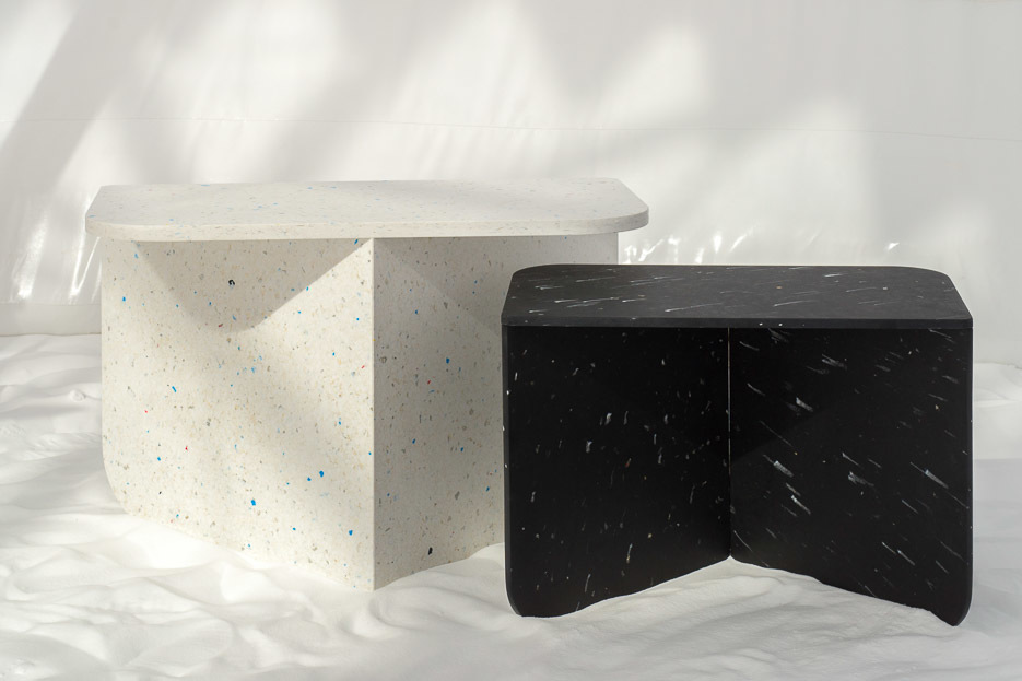 Alae tables by Chiara Onida