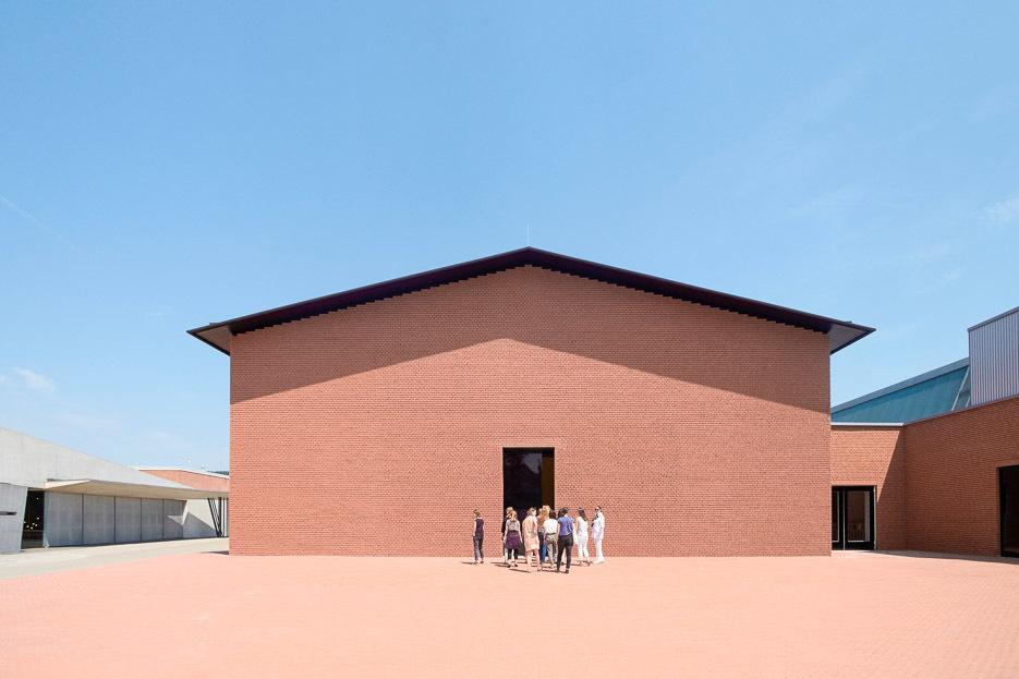 Vitra Schaudepot building