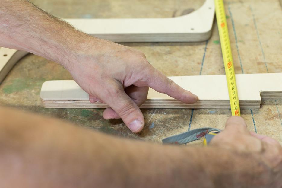 Sergi measuring components